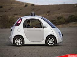 انتقاد شدید گوگل از مقررات جدید درباره خودروهای خودران