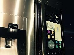 عرضه فناوری یخچال هوشمند با امکان خرید برای خانه