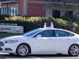 برنامه فورد برای ادغام فناوریهای پوشیدنی و خودرو