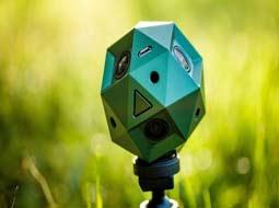 ساخت دوربین جدید با فناوری ۴K