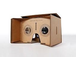فروش عینک واقعیت مجازی مقوایی توسط گوگل
