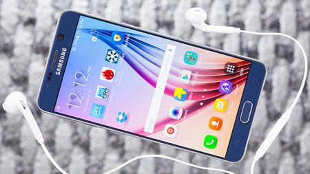 8- Samsung-Galaxy-Note-5؛ سامسونگ گلکسی نوت 5 دارای یک صفحه نمایش 5.7 اینچی است که در هر اینچ آن 2560 در 1440 پیکسل وجود دارد