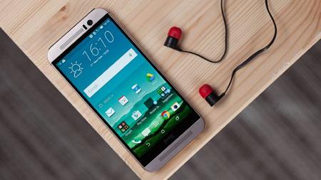 10- HTC-One-M9-(Unlocked)؛ یک گوشی تمام استیل جذاب  با اندروید 5.0.2