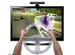 خودروی بدون راننده با بهرهگیری از کینکت