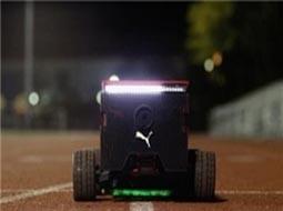 ساخت ربات تمرینی برای دوندگان حرفهای
