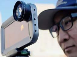 وقتی گوشی به یک دوربین حرفهای تبدیل میشود