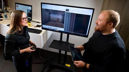 کمک به ارتقاء هوش مصنوعی با توسعه بازیهای کامپیوتری