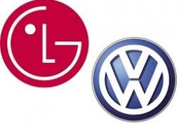 همکاری الجی و فولکس واگن در زمینه خودروهای خودران