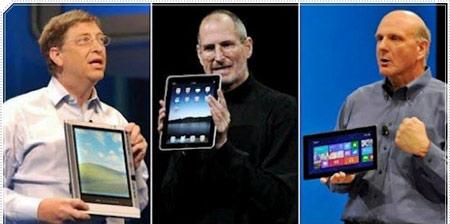تمایز بزرگ در استراتژی اپل و مایکروسافت