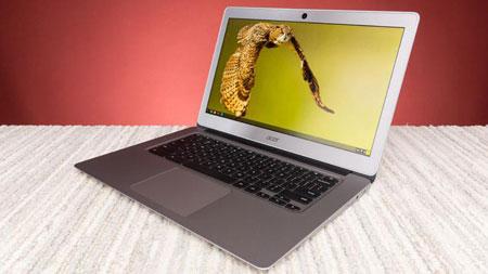 1- Acer Chromebook 14