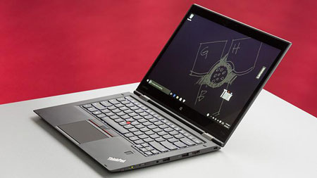7- Lenovo ThinkPad X1 Yoga