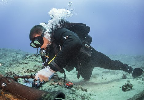 فناوری جدید برای ارتباط رادیویی در زیر آب