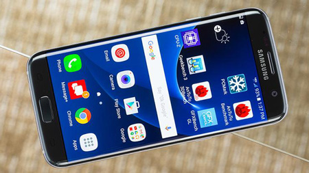 6- Samsung Galaxy S7 Edge