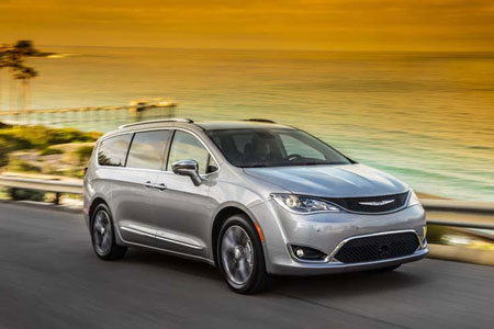 1- 2017 Chrysler Pacifica