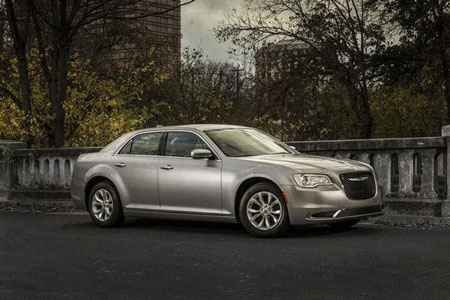 8- 2016 Chrysler 300 Limited