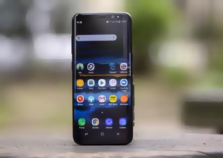 1- Samsung Galaxy S8 : شاید بهترین توصیف برای بهترین گوشی هوشمند جهان در حال حاضر، «یک اثر هنری » باشد!