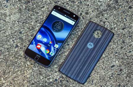 6- Motorola Moto Z: موتورولا به وعدهاش عمل کرد؛ این گوشی هوشمند به شما امکان خلاق بودن میدهد!