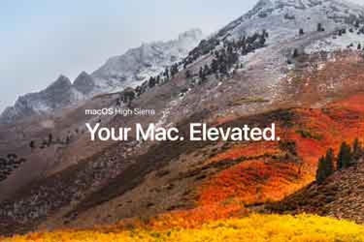 مک High Sierra به زودی عرضه میشود