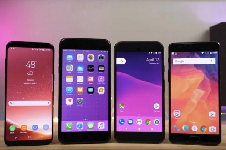 نرخ خرابی گوشی های اندرویدی دو برابر آیفون است