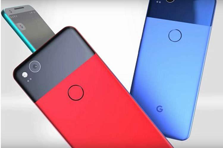 خصوصیات فنی کامل گوگل پیکسل ۲