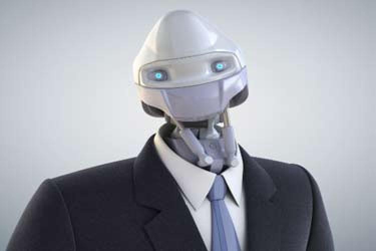 مدیریت روبات ها بر شرکت ها!