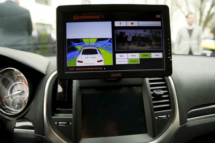 برق مصرفی هوش مصنوعی، بلای جان خودروهای بدون راننده