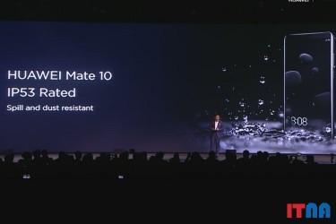 گزارش تصویری رونمایی از هواوی Mate 10 (بخش نهم)