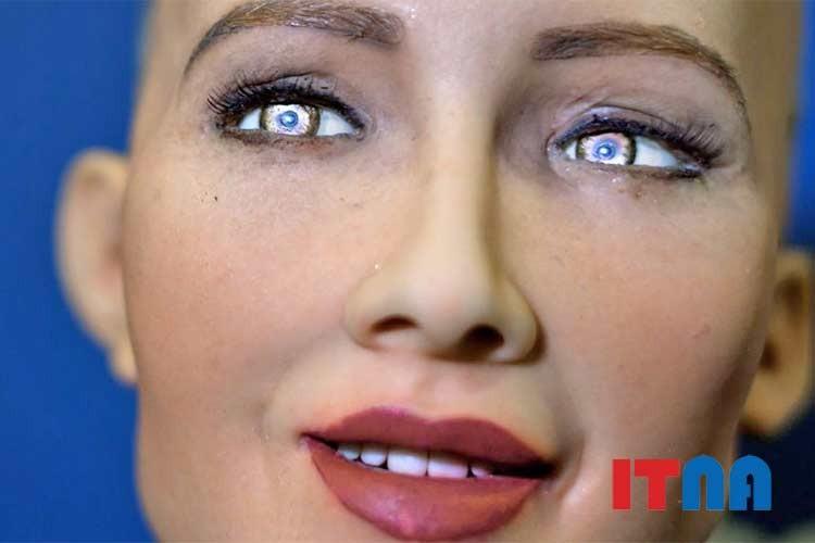 یک روبات زن شهروند عربستان شد