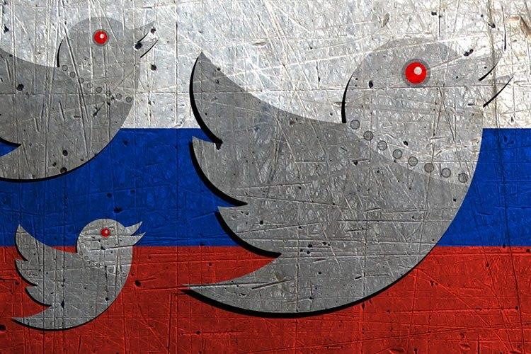 حمله روبات های هشتگ نویس به توییتر