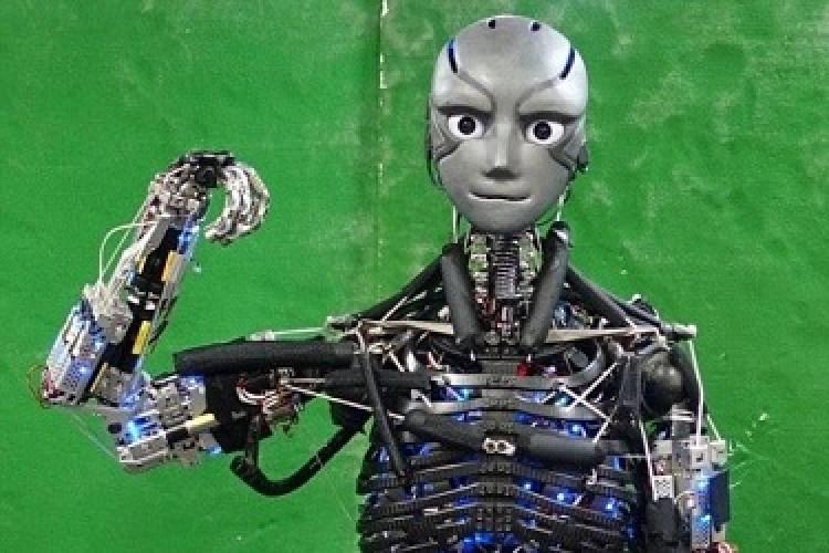 رباتی که حین ورزش عرق میکند + ویدئو