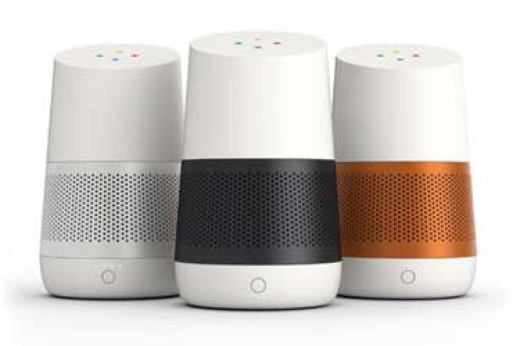 اسپیکرهای هوشمند گوگل، موفق در بازار