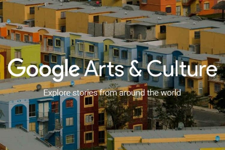 نرم افزار گوگل، همزاد شما در دنیای نقاشی ها را می یابد
