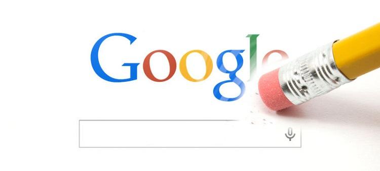 gsd260197b - شکستی دیگر برای گوگل اینبار در پرونده «حق فراموش شدن»
