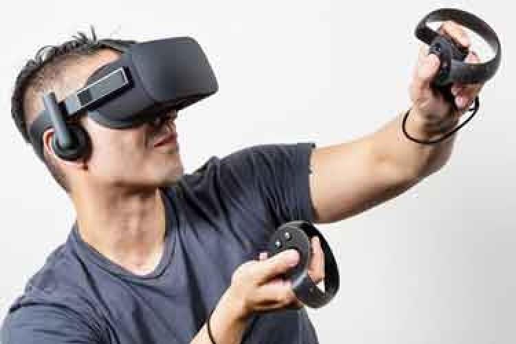 نمایشگری دقیق تر برای هدست های واقعیت مجازی