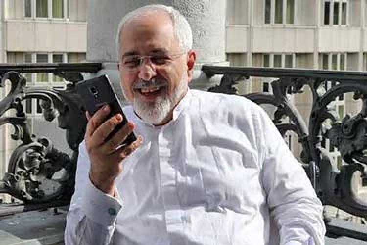 محمد جواد ظریف: گوشی من بخاطر شنود داغ میکرد!