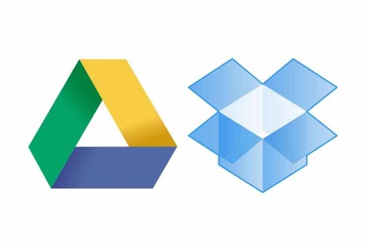 توافق جدید دراپ باکس و گوگل