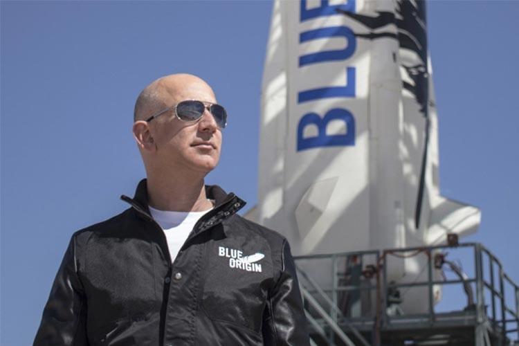 مدیر عامل آمازون:باید به ماه برویم،این بار برای ماندن!