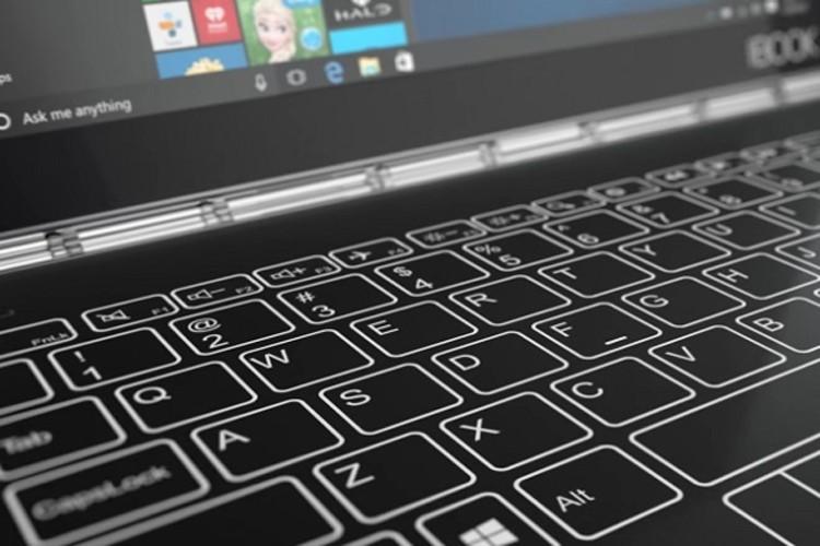 اپل «صفحه کلید بدون کلید» می سازد