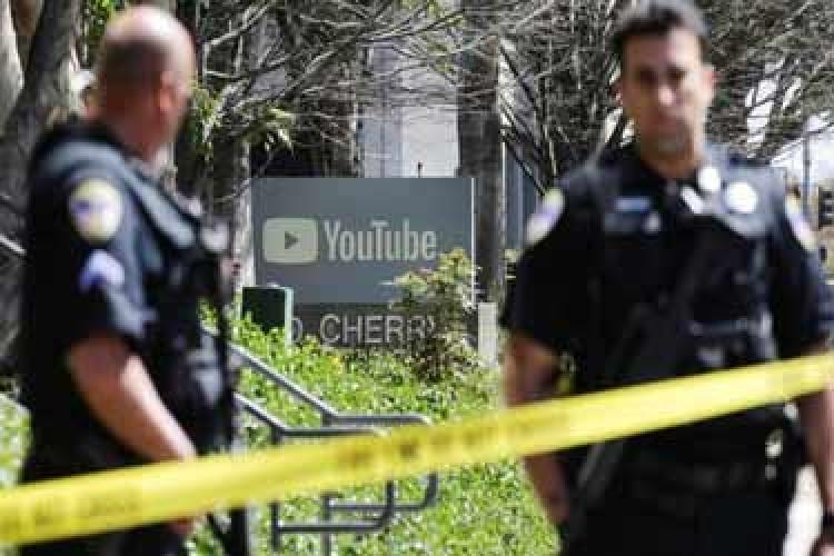 یک کشته و چهارزخمی در حادثه تیراندازی در ساختمان یوتیوب