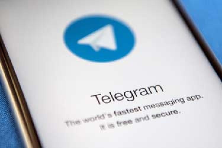 ۵۹.۵ درصد ایرانی ها از تلگرام استفاده می کنند
