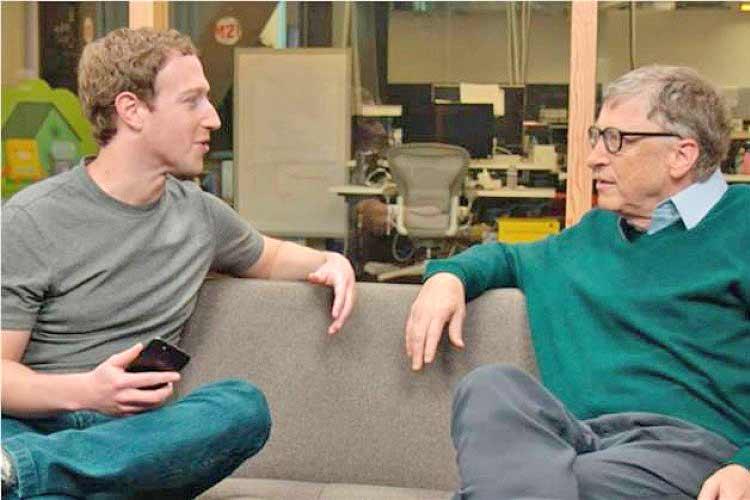 نظر بیل گیتس درباره رسوایی اخیر فیس بوک
