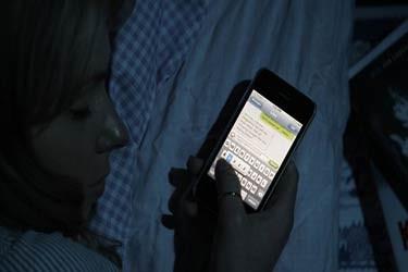 ارتباط گوشیهای هوشمند و کیفیت خواب!