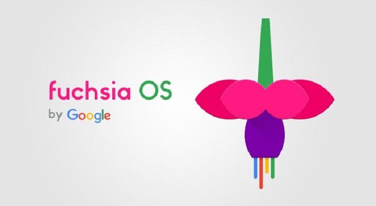 سیستم عامل فیوشا گوگل