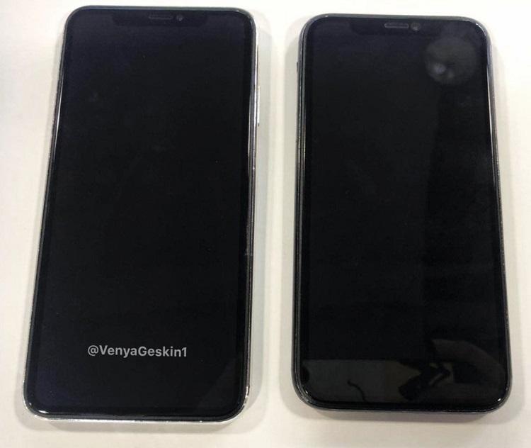 New iPhones leaked photos b - انتشار تصاویر لو رفته از آیفونهای جدید