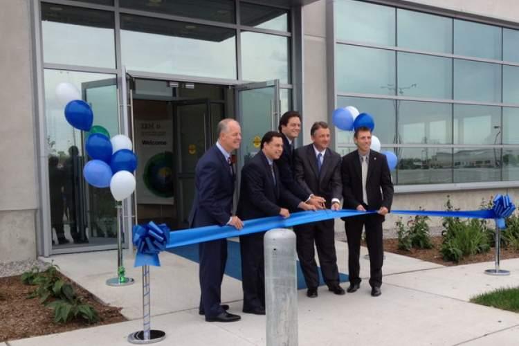 افتتاح پایگاههای جدید IBM در نقاط مختلف جهان