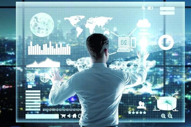 درآمدهای 6 رقمی متخصصان علم داده ها