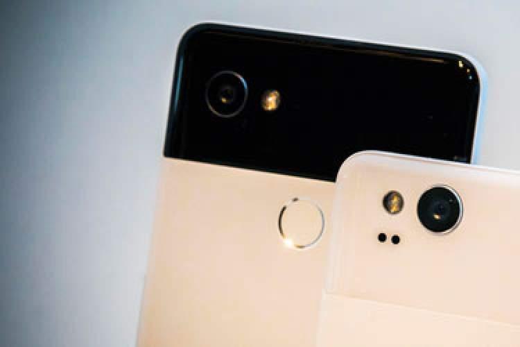 دوربین گوشی های پیکسل اصلاح می شود