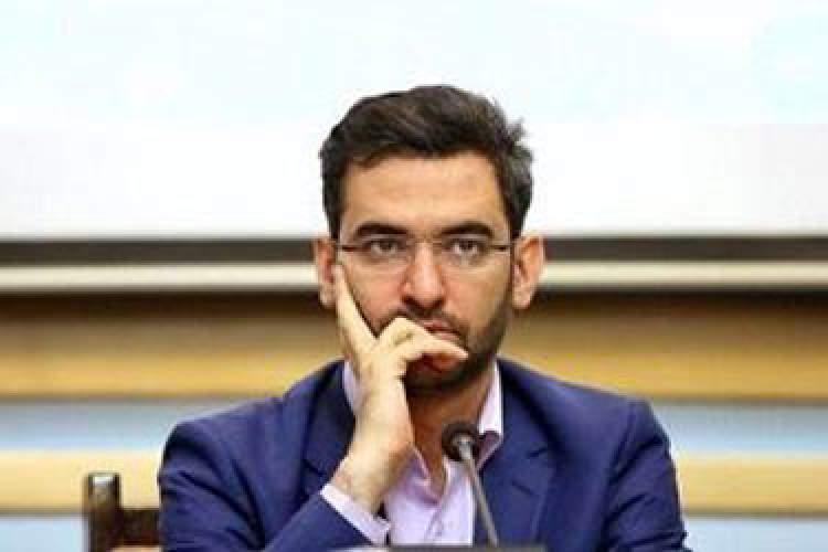 واکنش تند وزیر ارتباطات به سردار جلالی: سرور تلگرام های غیررسمی در ساختمان امام نیست