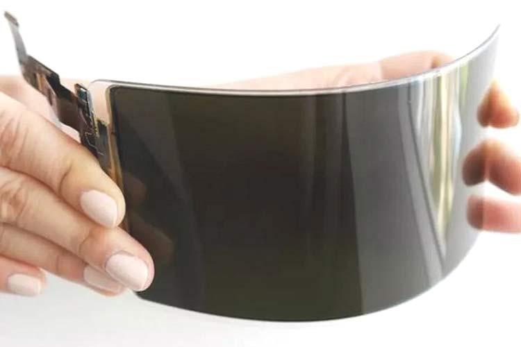 سامسونگ صفحه نمایش «نشکن» موبایل میسازد