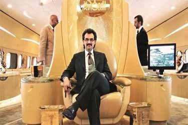 """ولید بن طلال درصدی از سهام """"اسنپ چت"""" را خرید"""